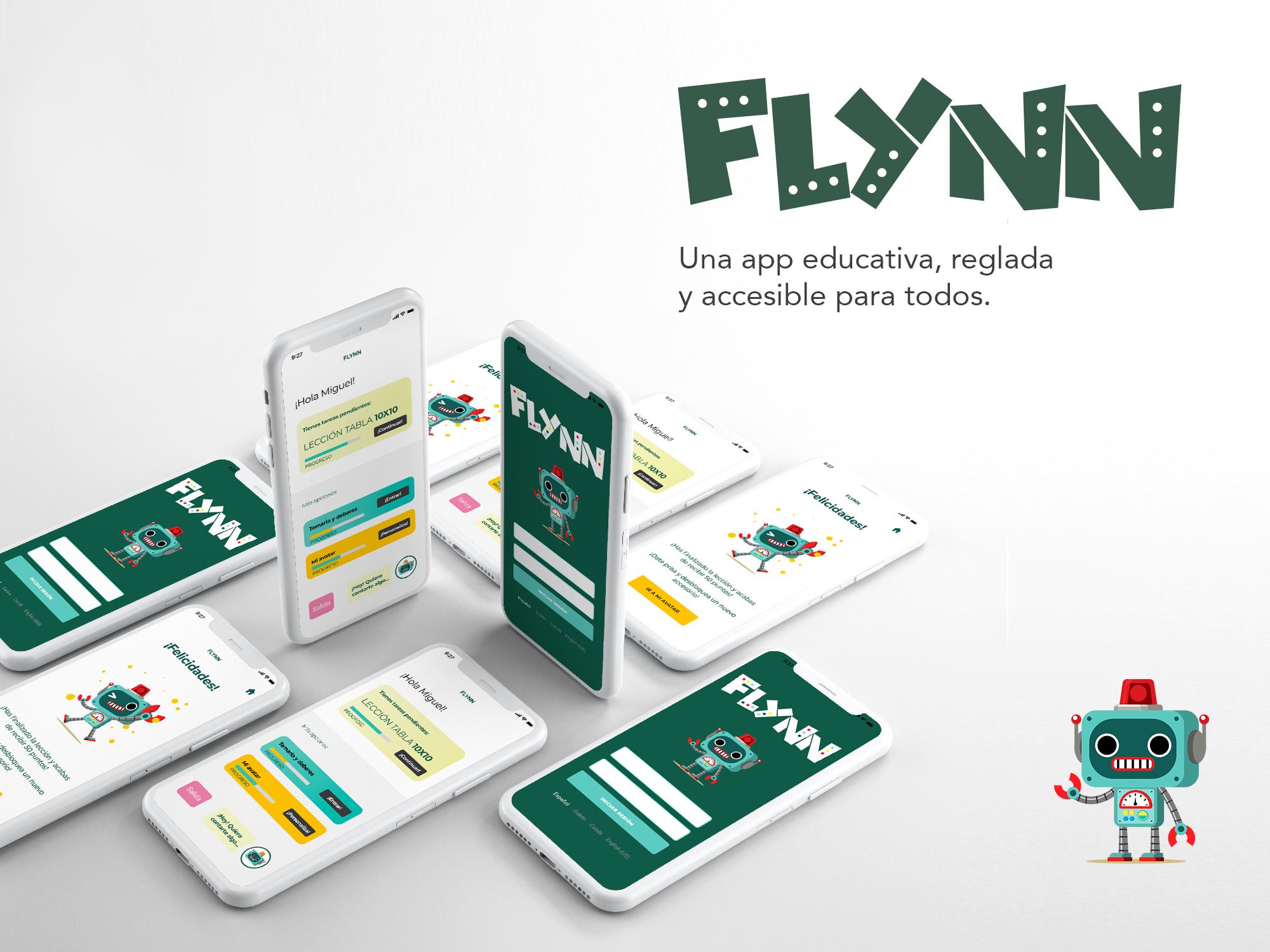 Design Sprint: Flynn