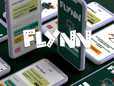 FLYNN | Design Sprint