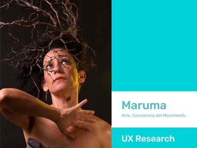 Maruma | UX Research
