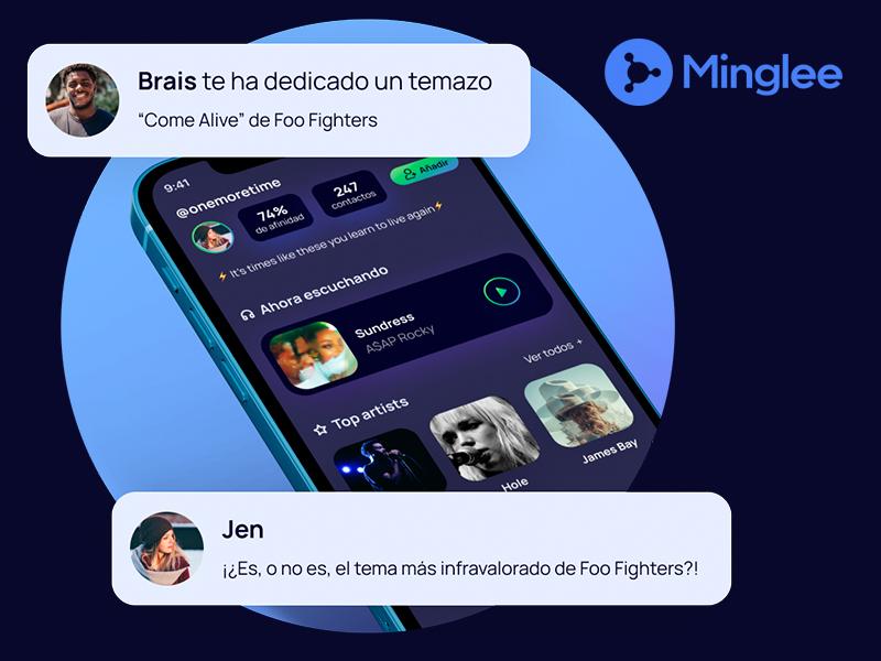 Minglee | Lean UX (ir a minglee.es)