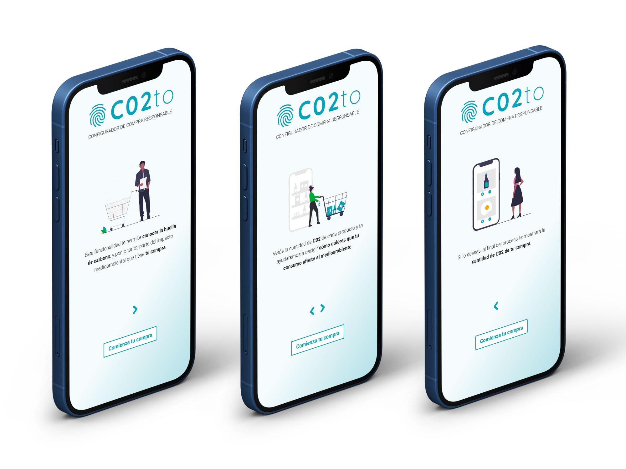 CO2to: Configurador de compra responsable