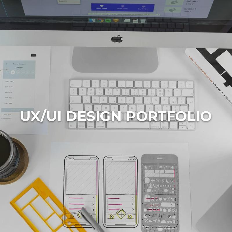 UX/UI Design Portfolio